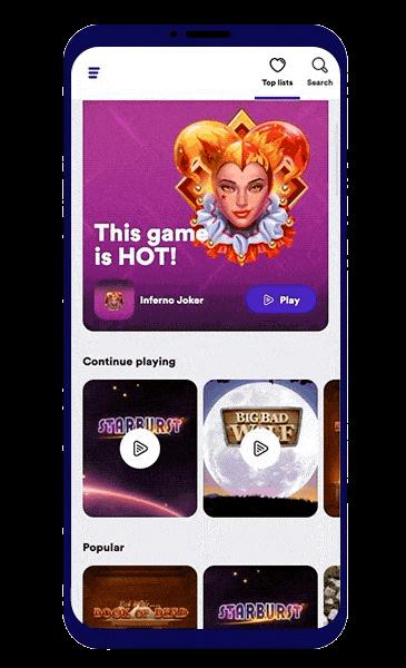オンラインカジノ-カジノアプリ